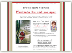 Wisdom to Heal and Love Again
